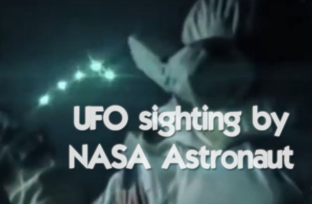 astronauts and ufos