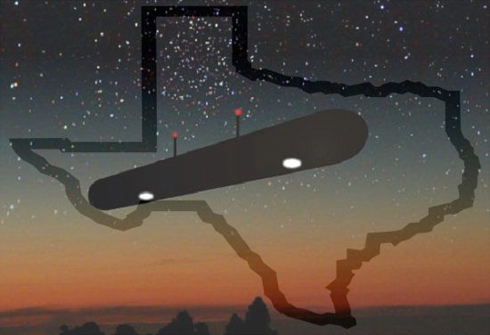 Texas UFO sightings