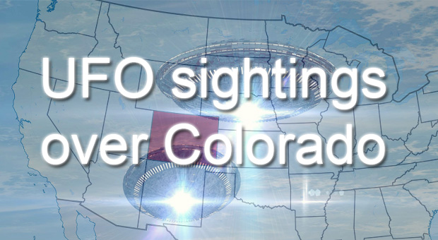 Colorado UFO Sightings