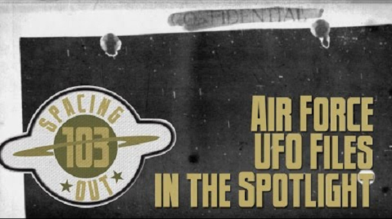 Air Force UFO Files