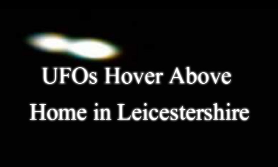 Leicestershire UFOs