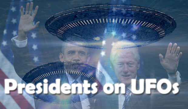 presidents on ufos