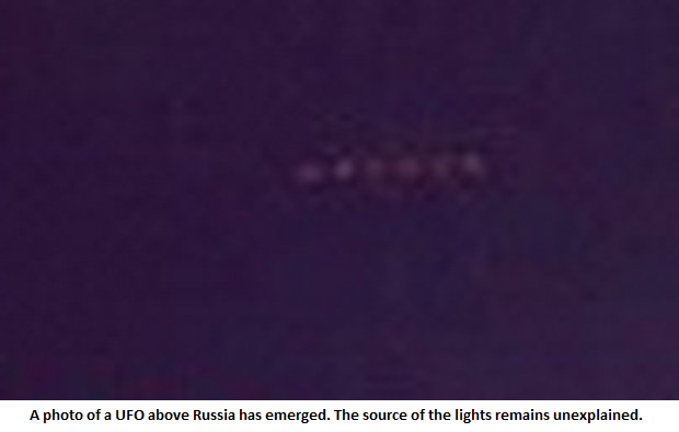 Russia UFOs