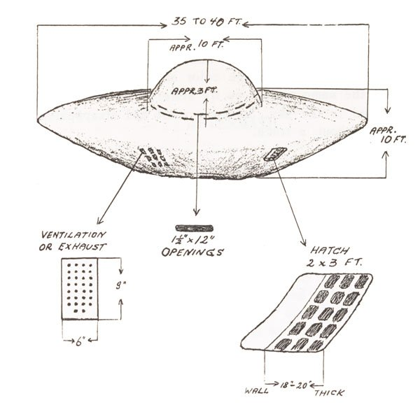 Stephen Michalak ufo