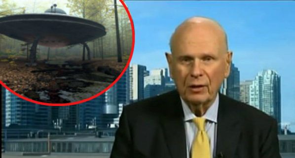 Paul Hellyer ufo