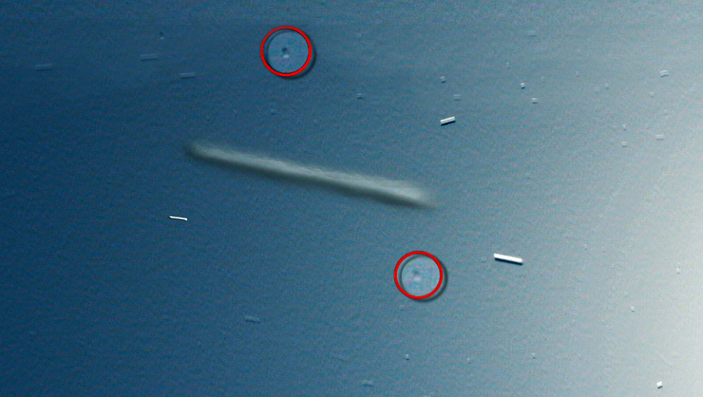 UFO Sightings Cigar Shaped UFO Spotted Above USA, UFO Sighting News