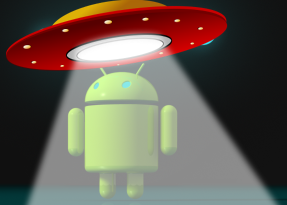 Android UFO