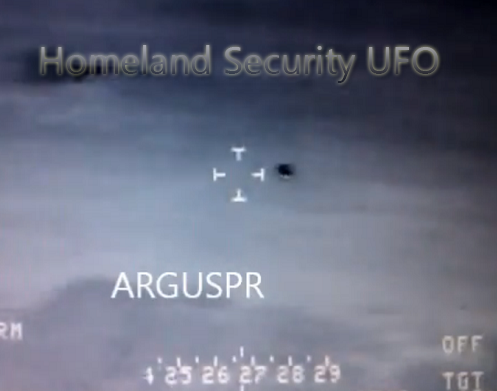 homeland security UFO