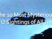 top 10 ufo sightings