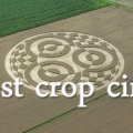 latest crop circles