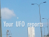 Report UFO sightings