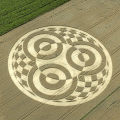crop circle germany