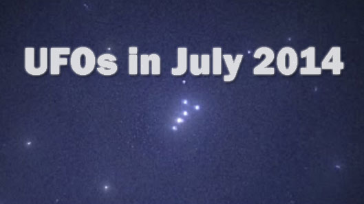 ufos july 2014
