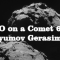 Unidentified Object Discovered On A Comet