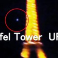 Eiffel Tower UFO