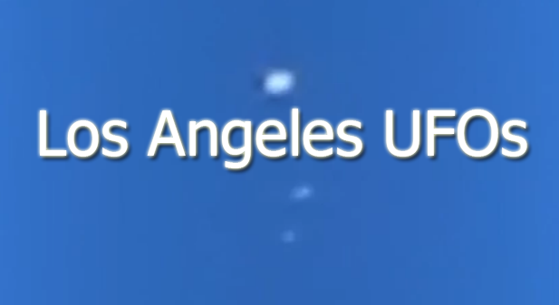 Los Angeles UFOs