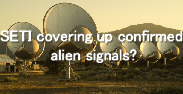 SETI Cover UP