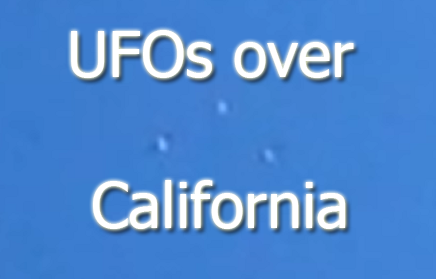 ufos california