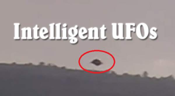 intellifent ufos