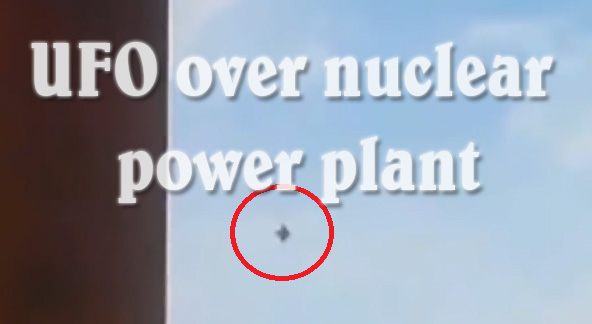 nuclear power ufo