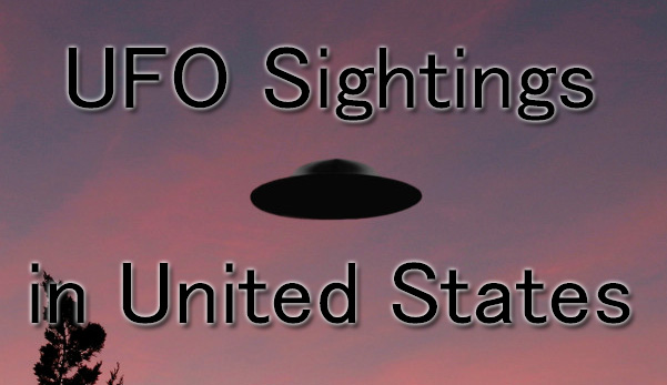 UFO Sightings US