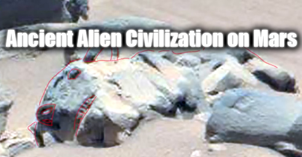 ancient alien civilization