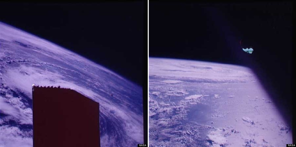 nasa ufos in space - photo #26