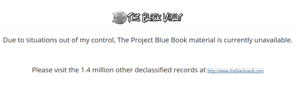 Project BlueBook