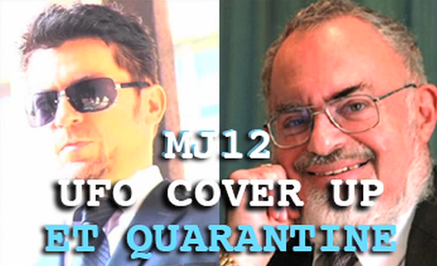 UFO cover up