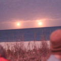 Vero Beach UFO lights