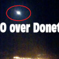UFO over Donetsk