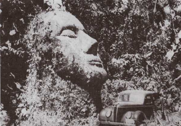 The Role of Superior Civilization On The Ancient Stone Head Of ...