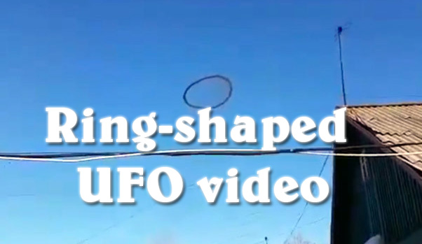 ring-shaped ufo