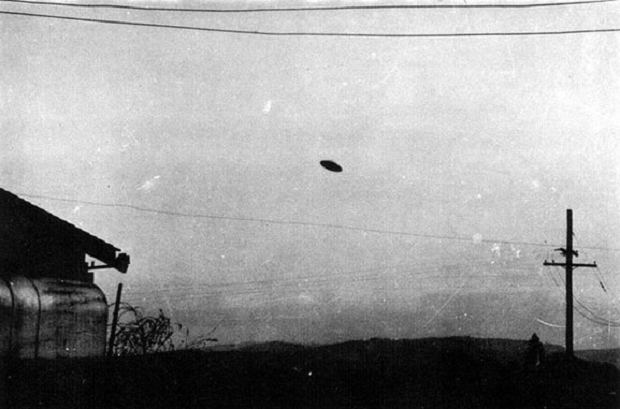 McMinnville ufo