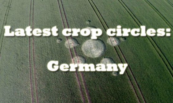 Germany crop circle