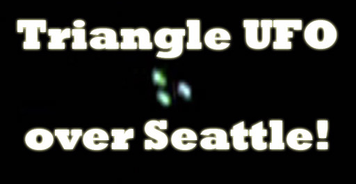 triangle ufo seattle