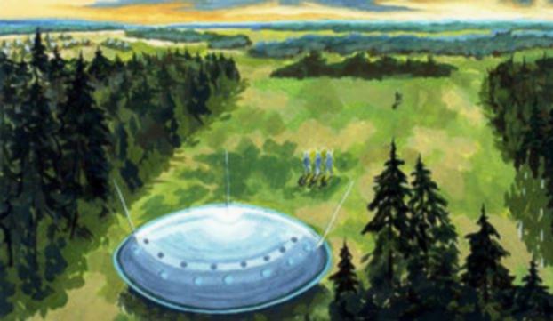 Valery Dvuzhilny ufo