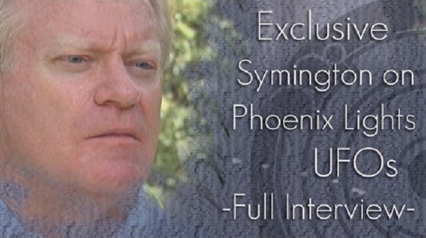 Symington on Phoenix Lights
