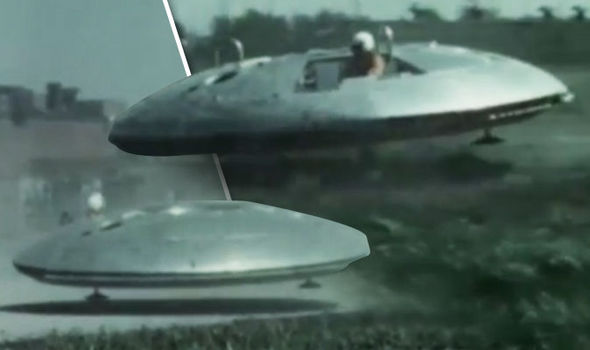 real-flying-saucer
