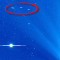 NASA SOHO Image:  Fleet of UFO Motherships Flying