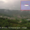 Bright flying saucer photographed over Portugal 25-May-2018