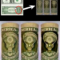 Wild Claim - Face and Name Of An Alien Overlord Are Printed on Dollar Bills